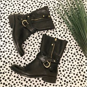 Marc Fisher Moto Boots